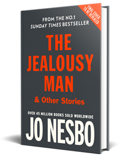 The Jealousy Man and Other Stories (Hardback)