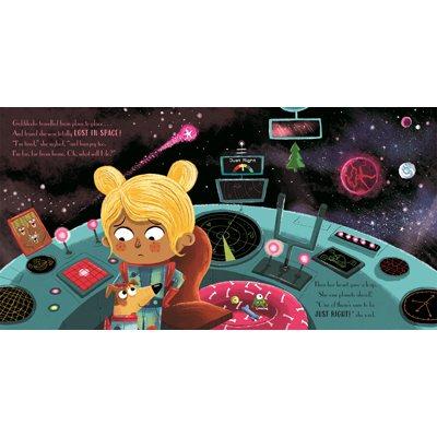 Futuristic Fairy Tales: Goldilocks in Space - Futuristic Fairy Tales (Paperback)
