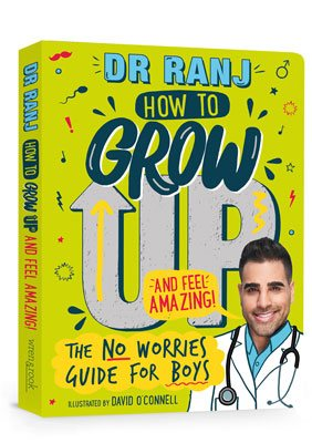 How to Grow Up and Feel Amazing!: The No-Worries Guide for Boys (Paperback)