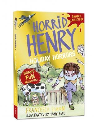 Horrid Henry: Holiday Horrors - Horrid Henry (Paperback)