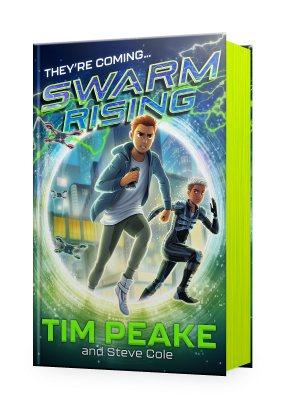 Swarm Rising: Signed Exclusive Edition (Hardback)