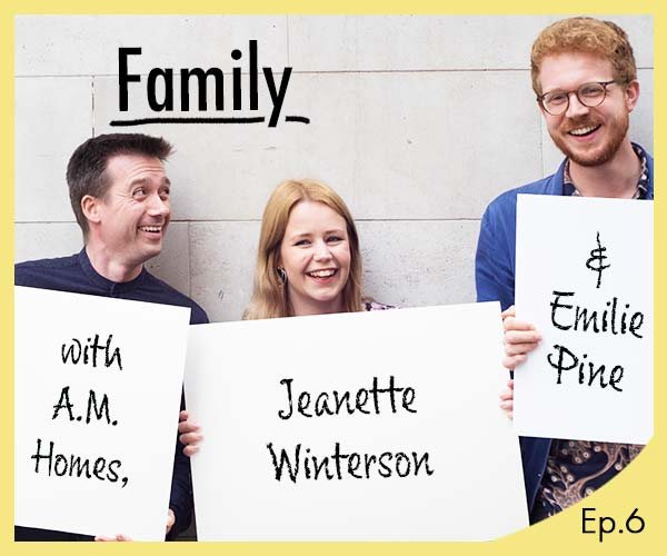The Waterstones Podcast - Family