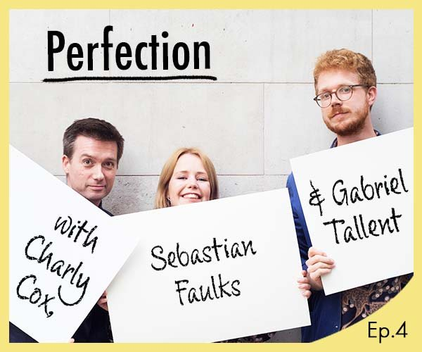The Waterstones Podcast - Perfection