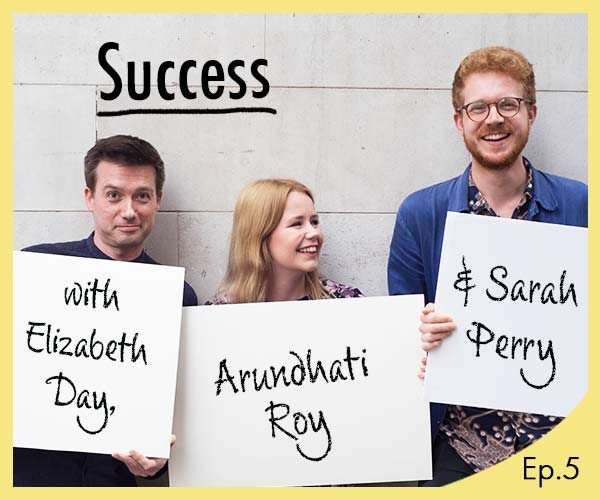 The Waterstones Podcast - Success