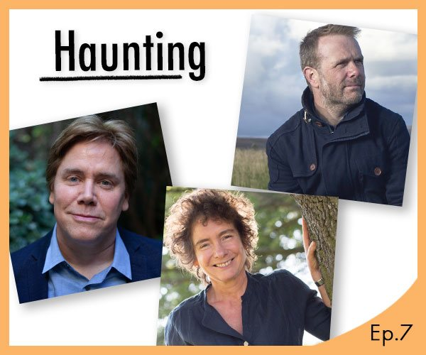 The Waterstones Podcast - Haunting