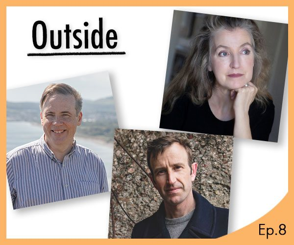 The Waterstones Podcast - Outside