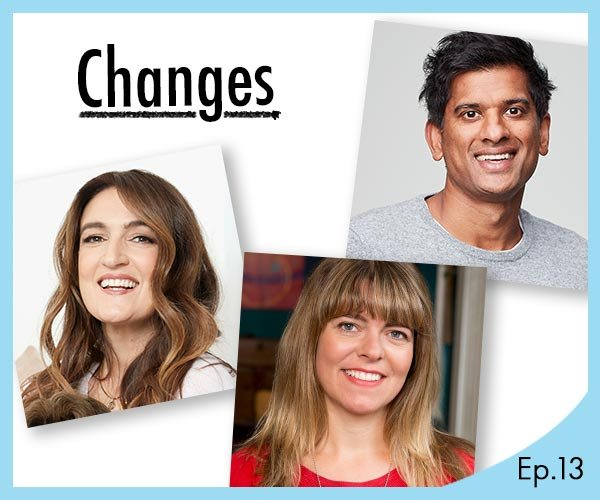 The Waterstones Podcast - Changes