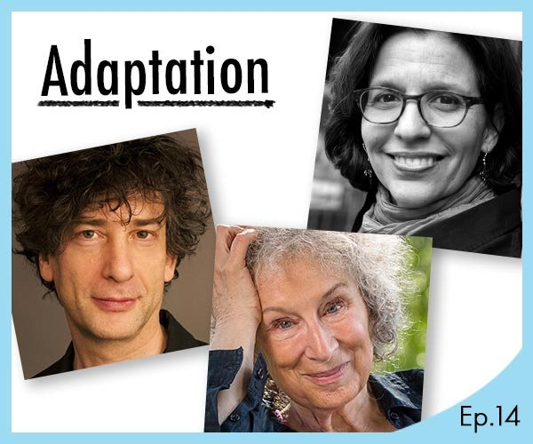 The Waterstones Podcast - Adaptation