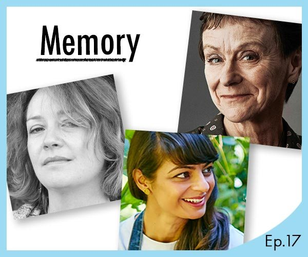 The Waterstones Podcast - Memory
