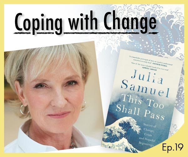 The Waterstones Podcast - Coping with Change