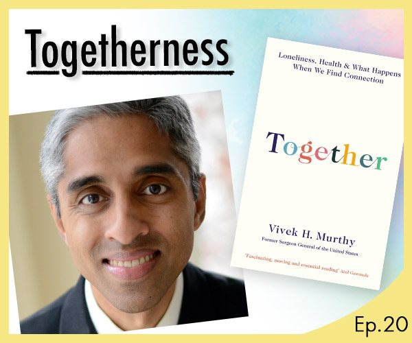 The Waterstones Podcast - Togetherness