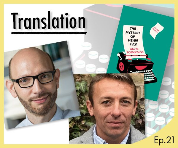 The Waterstones Podcast - Translation