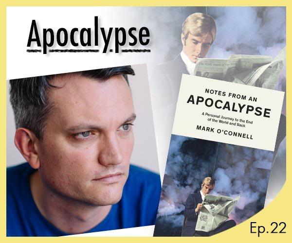 The Waterstones Podcast - Apocalypse