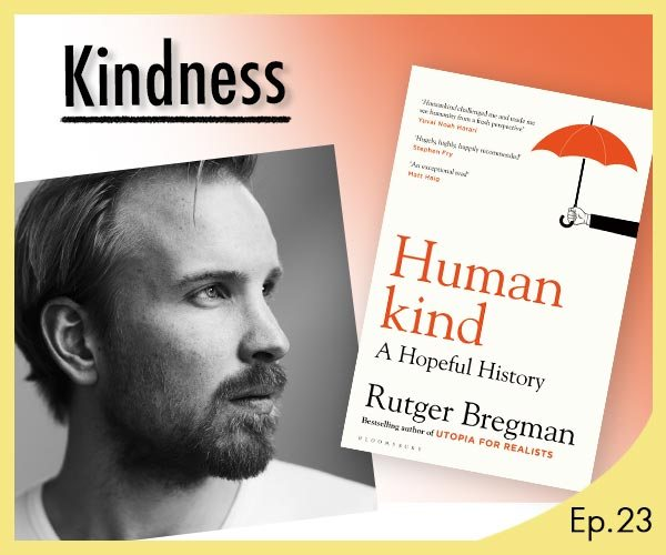 The Waterstones Podcast - Kindness