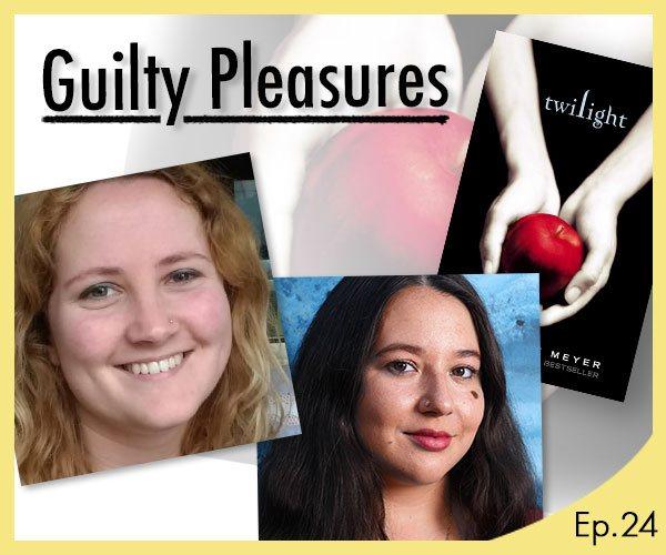 The Waterstones Podcast - Guilty Pleasures