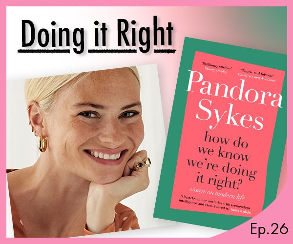 The Waterstones Podcast - Doing it Right