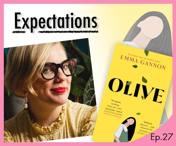 The Waterstones Podcast - Expectations