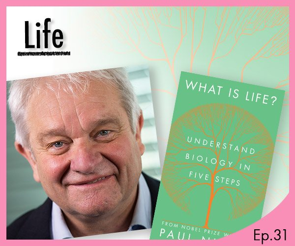 The Waterstones Podcast - Life