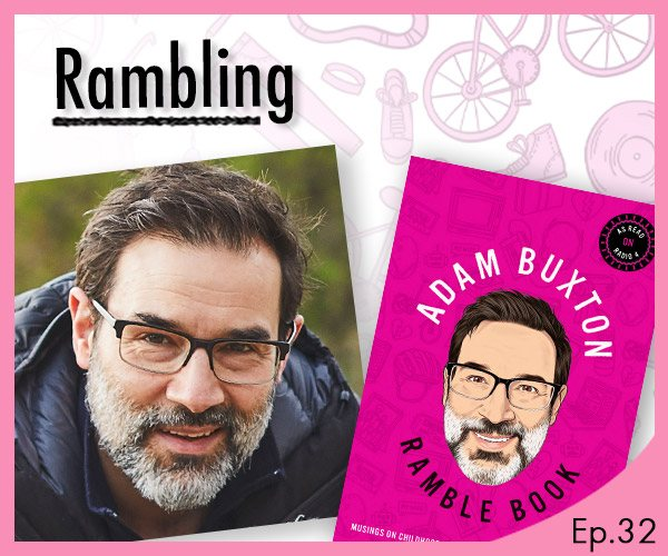 The Waterstones Podcast - Rambling