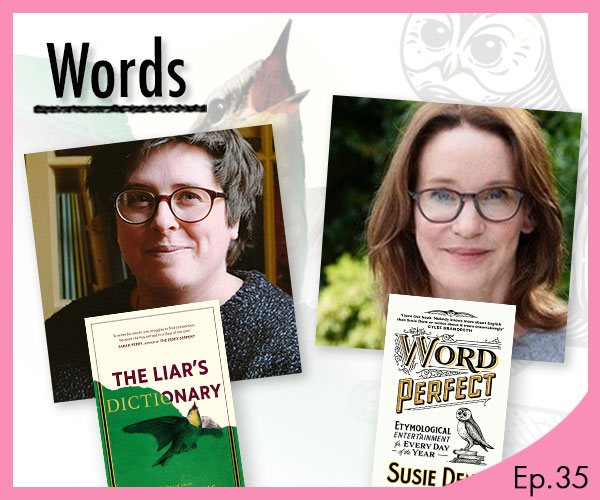 The Waterstones Podcast - Words