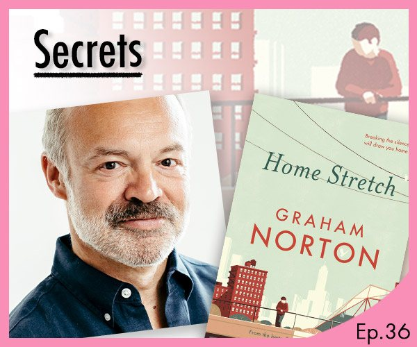 The Waterstones Podcast - Secrets