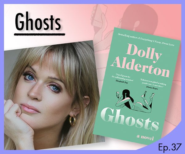 The Waterstones Podcast - Ghosts