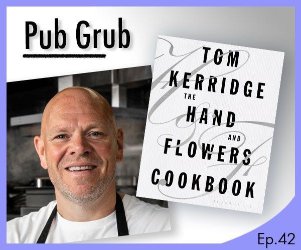 The Waterstones Podcast - Pub Grub
