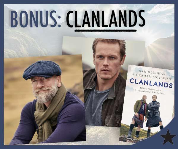 The Waterstones Podcast - Clanlands