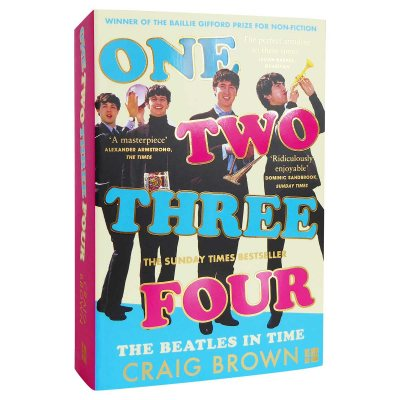 One Two Three Four: The Beatles in Time (Paperback)