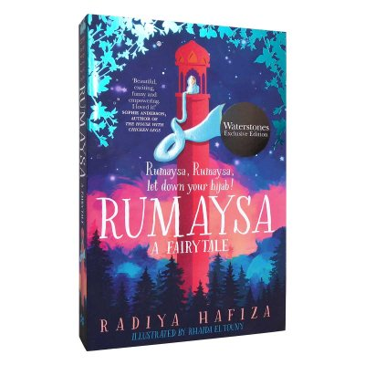 Rumaysa: A Fairytale: Signed Bookplate Edition (Paperback)