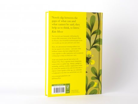The Women's Prize for Fiction Journal (Hardback)