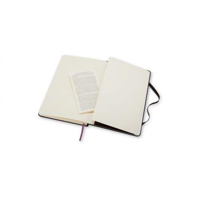 Moleskine Large Ruled Hardcover Notebook Black - Moleskine Classic