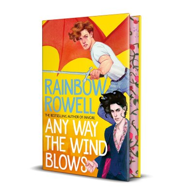 Any Way the Wind Blows: Signed Exclusive Edition - Simon Snow (Hardback)