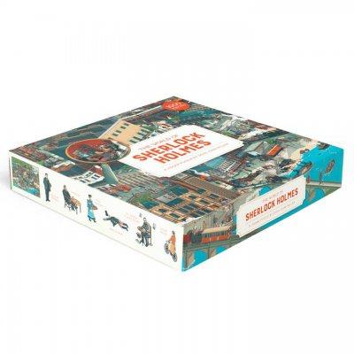 The World of Sherlock Holmes: A Jigsaw Puzzle (Jigsaw)