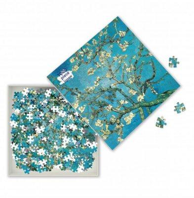 Adult Jigsaw Puzzle Vincent van Gogh: Almond Blossom: 1000-piece Jigsaw Puzzles - 1000-piece Jigsaw Puzzles (Jigsaw)