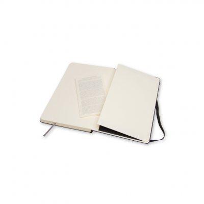 Moleskine Large Sketchbook Black - Moleskine Classic