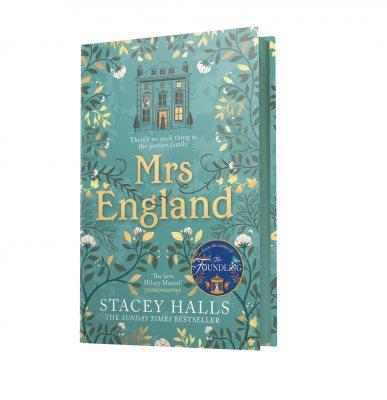 Mrs England: Signed Edition (Hardback)