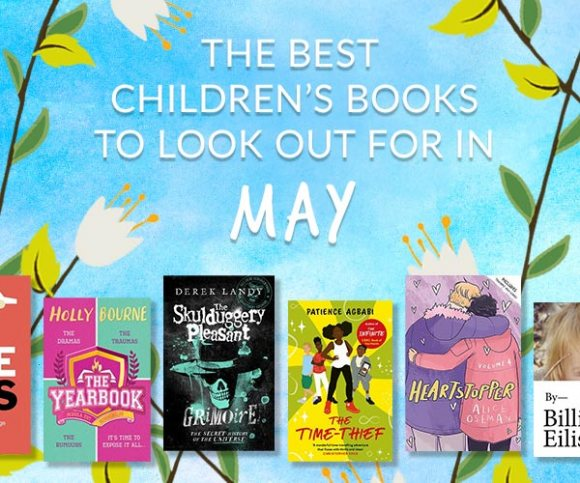 The Waterstones Round Up: May's Best Children's Books