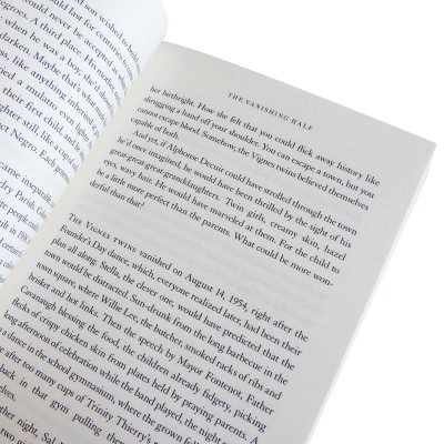 The Vanishing Half (Paperback)