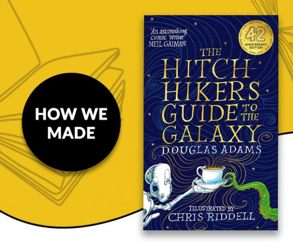 How We Made: The Hitchhiker's Guide to the Galaxy