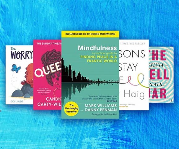 The Best Books for Mental Health & Well-Being
