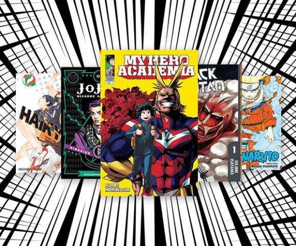 A Beginner's Guide to Manga
