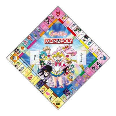 Sailor Moon Monopoly