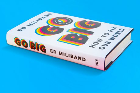Go Big: How To Fix Our World: Signed Edition (Hardback)