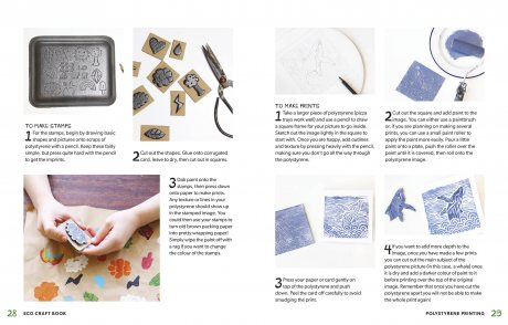 Eco Craft Book: Don't Throw it Away, Recreate & Play (Paperback)