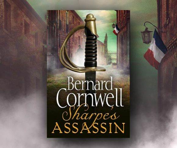 An Extract from Sharpe's Assassin by Bernard Cornwell