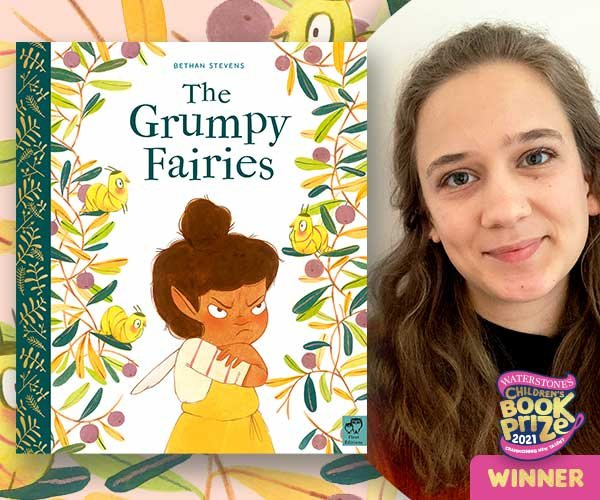 The Waterstones Children's Book Prize Blog: Bethan Stevens