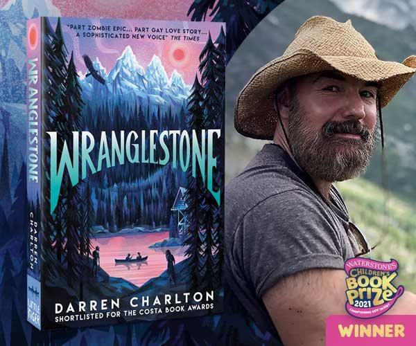 The Waterstones Children's Book Prize Blog: Darren Charlton
