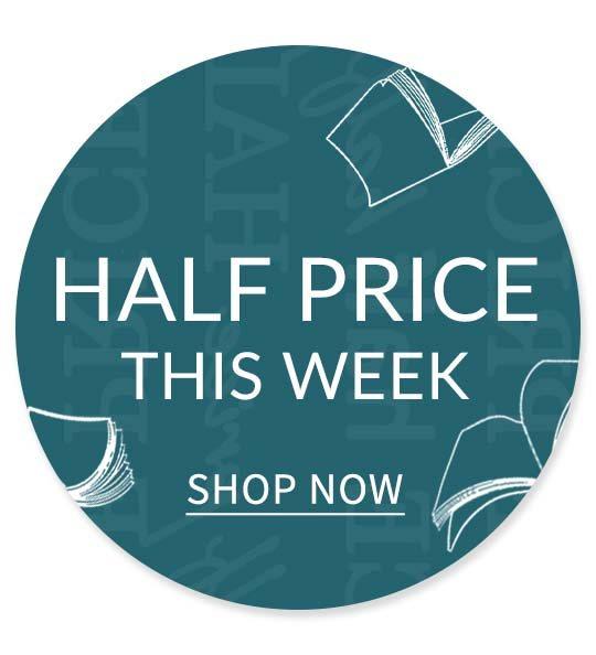 Half Price This Week