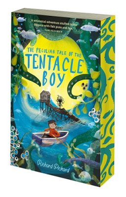 The Peculiar Tale of the Tentacle Boy: Exclusive Edition (Paperback)